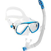 Cressi Estrella and Top Snorkel Mask Combo