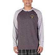 Concepts Sport Men's Pittsburgh Pirates Raglan Long Sleeve T-Shirt