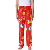 Concepts Sport Men's Kansas City Chiefs Pinnacle Red Fleece Pants