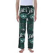Concepts Sport Men's New York Jets Pinnacle Green Fleece Pants