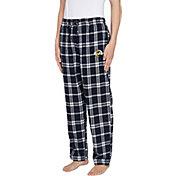 Concepts Sport Men's Los Angeles Rams Parkway Navy Flannel Pants