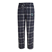 Concepts Sport Men's Seattle Kraken Flannel Pajama Pants