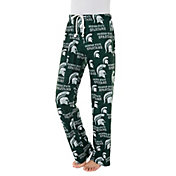 Concepts Sport Women's Michigan State Spartans Zest Knit Pants
