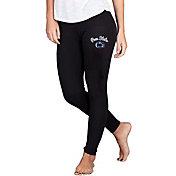 Concepts Sport Women's Penn State Nittany Lions Black Fraction Leggings