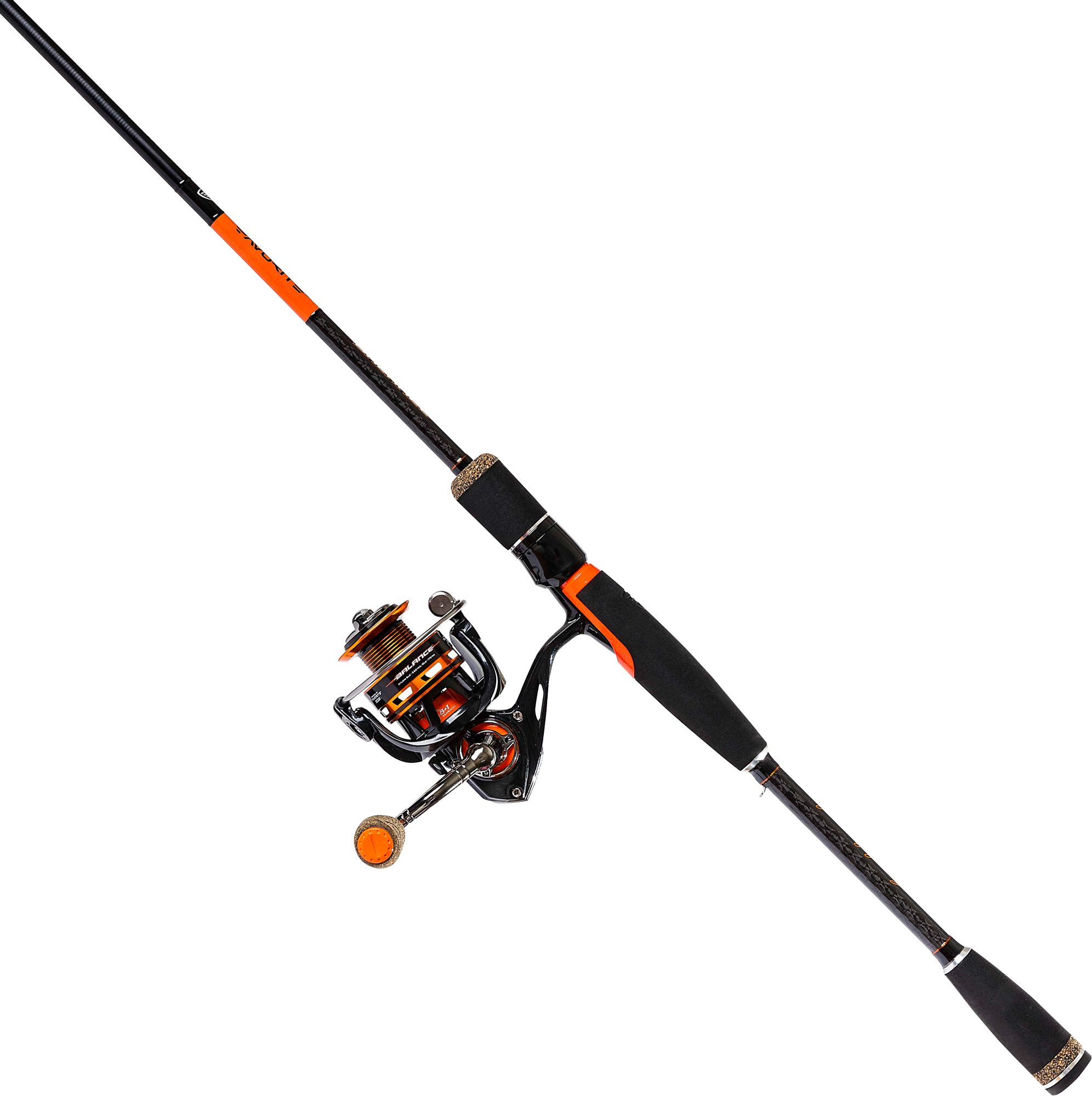 Favorite Fishing USA Balance Spinning Combo, Carbon
