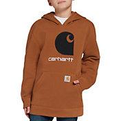 Carhartt Kids' Big C Fleece Hoodie