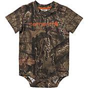 Carhartt Infant Boys' Camo Short Sleeve Onesie