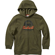 Carhartt Boys' Graphic Hooded Sweatshirt