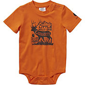 Carhartt Infant Boys' Short Sleeve Onesie