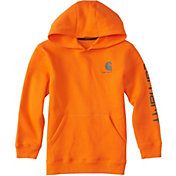 Carhartt Little Boys' Signature Hoodie