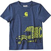 Carhartt Boys' Wrap Truck Graphic Short Sleeve T-Shirt