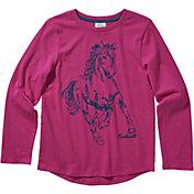Carhartt Girls' Graphic Long Sleeve T-Shirt