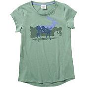 Carhartt Girls' Warm Sunshine Short Sleeve T-Shirt