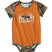 Carhartt Infant Camo Elk Graphic Onesie