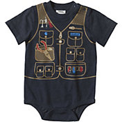 Carhartt Fishing Vest Bodyshirt Onesie