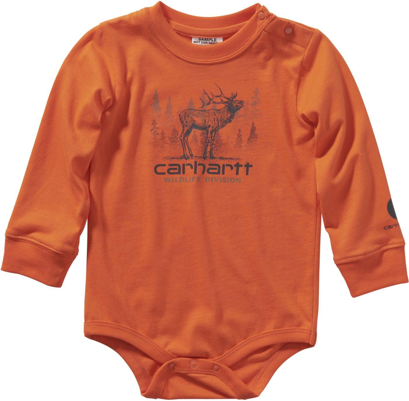 Carhartt Infant Boys' Graphics Body Shirt