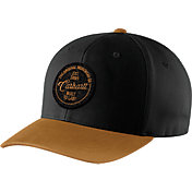 Carhartt Men's Rugged Flex Fitted Canvas Built to Last Hat
