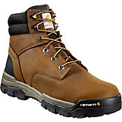 "Carhartt Boy's Ground Force 6"" Waterproof Comp Toe"