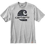 Carhartt Men's Camo Short Sleeve T-Shirt