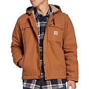 Carhartt Men's Washed Duck Barlett Jacket