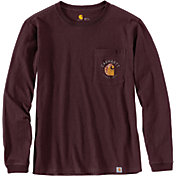 Carhartt Women's Heavyweight Long Sleeve T-Shirt