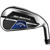 Callaway Big Bertha B21 Individual Irons - (Graphite)