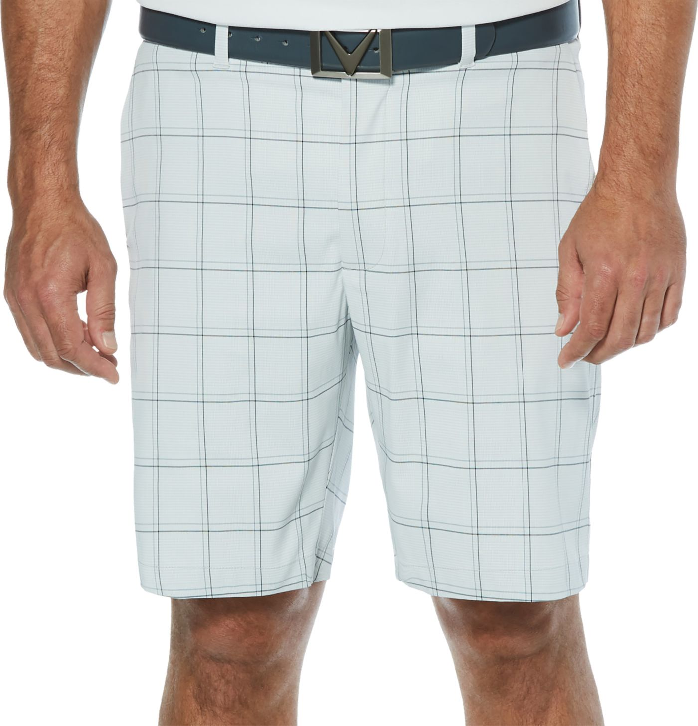 Callaway Men's Plaid Golf Shorts