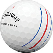 Callaway 2020 Chrome Soft X Triple Track Personalized Golf Balls