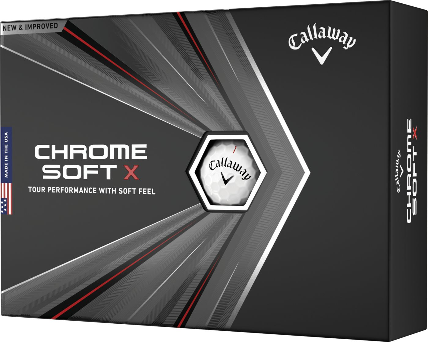Callaway 2020 Chrome Soft X Golf Balls