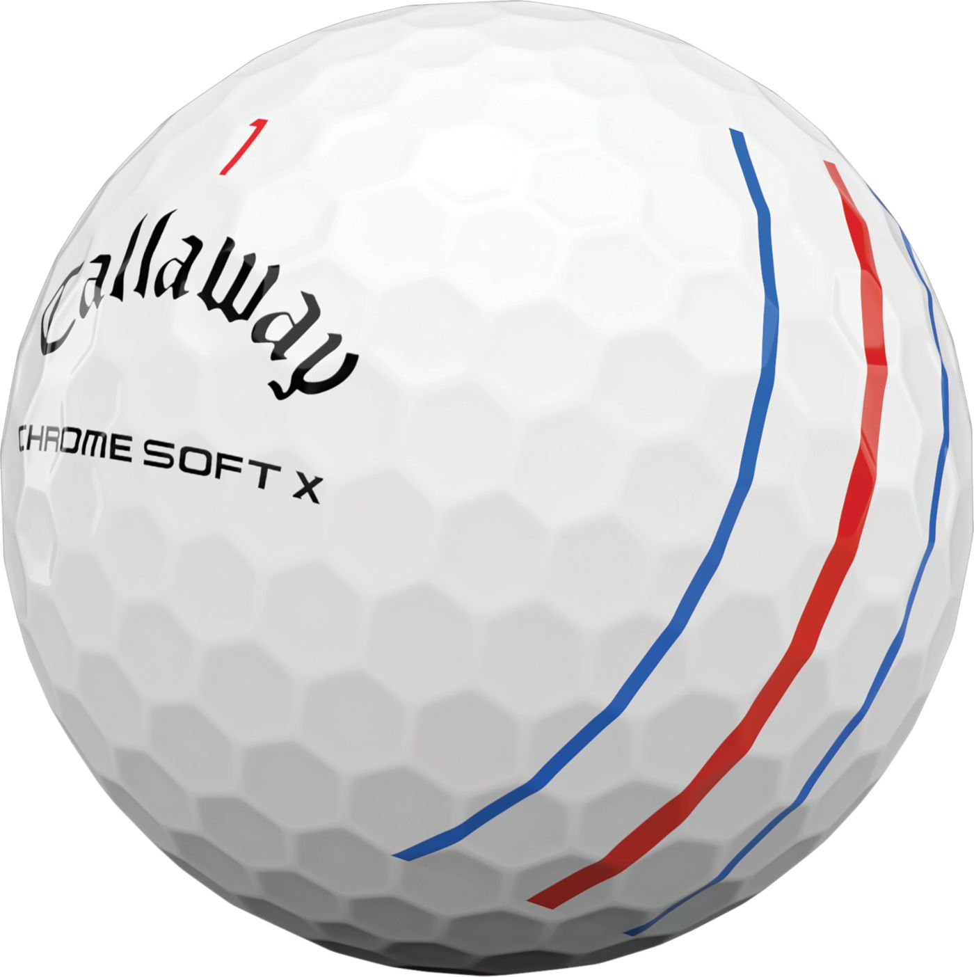 Callaway 2020 Chrome Soft X Triple Track Golf Balls