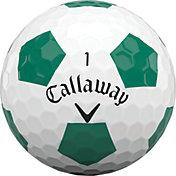 Callaway 2020 Chrome Soft Truvis Green Golf Balls – Sports Matter Special Edition