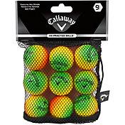 Callaway HX Multi Color Practice Balls – 9 Pack