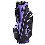 Callaway Women's 2020 Org 7 Personalized Cart Golf Bag