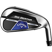 Callaway Women's Big Bertha REVA Individual Irons – (Graphite)