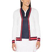 Callaway Women's Long Sleeve Golf Cardigan