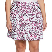 Callaway Women's Confetti Floral Golf Skort – Extended Sizes