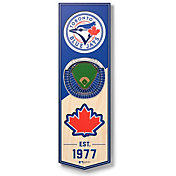 You The Fan Toronto Blue Jays 6''x19'' 3-D Banner