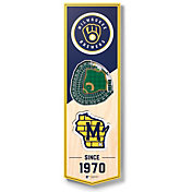 You The Fan Milwaukee Brewers 6''x19'' 3-D Banner