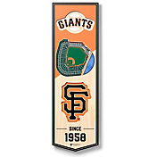You The Fan San Francisco Giants 6''x19'' 3-D Banner