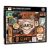 You The Fan San Francisco Giants Retro Series 500-Piece Puzzle