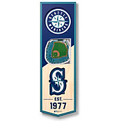 You The Fan Seattle Mariners 6''x19'' 3-D Banner