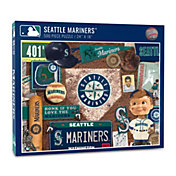 You The Fan Seattle Mariners Retro Series 500-Piece Puzzle