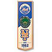 You The Fan New York Mets 6''x19'' 3-D Banner