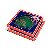 You the Fan New York Mets Stadium View Coaster Set