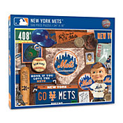 You The Fan New York Mets Retro Series 500-Piece Puzzle