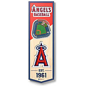 You The Fan Los Angeles Angels 6''x19'' 3-D Banner