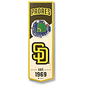 You The Fan San Diego Padres 6''x19'' 3-D Banner