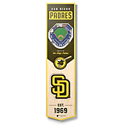 You The Fan San Diego Padres 8''x32'' 3-D Banner