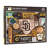 You The Fan San Diego Padres Retro Series 500-Piece Puzzle