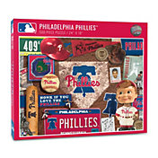 You The Fan Philadelphia Phillies Retro Series 500-Piece Puzzle